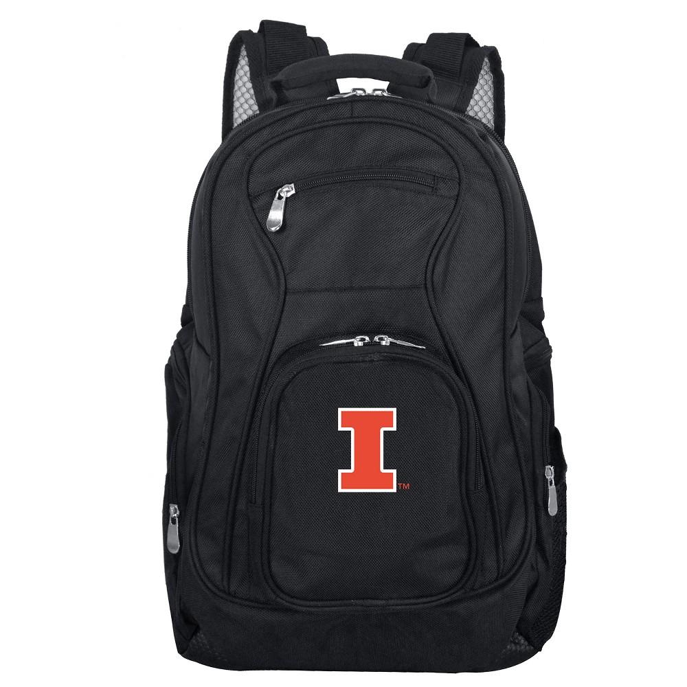 NCAA Illinois Fighting Illini Premium Laptop Backpack