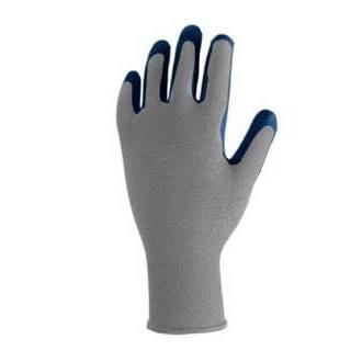 Nitrile Dipped Glove Blue - Digz