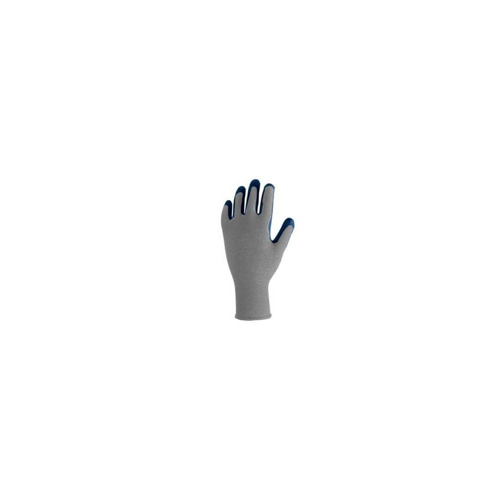 Image of Nitrile Dipped Glove Blue - Digz