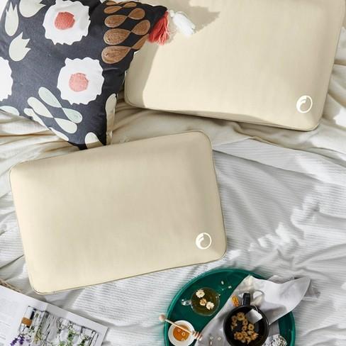 Standard Aromatherapy Memory Foam Pillow Chamomile - Comfort Revolution - image 1 of 4