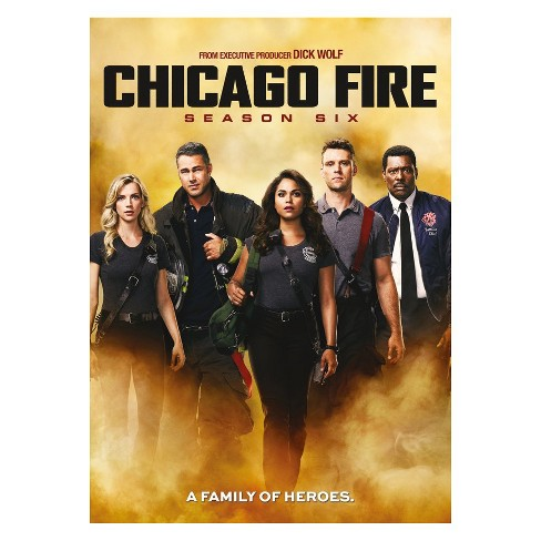 Chicago Fire Season 6 (DVD) - image 1 of 1