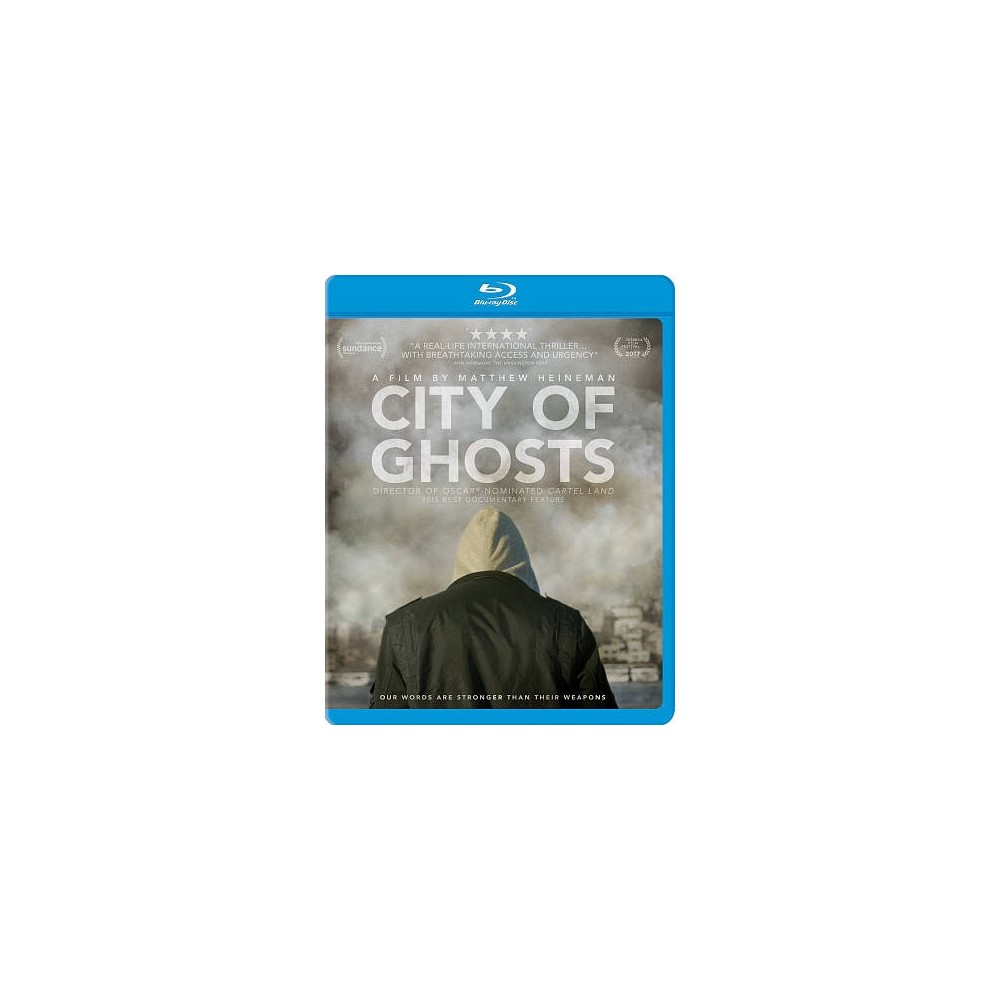 City Of Ghosts (Blu-ray), Movies