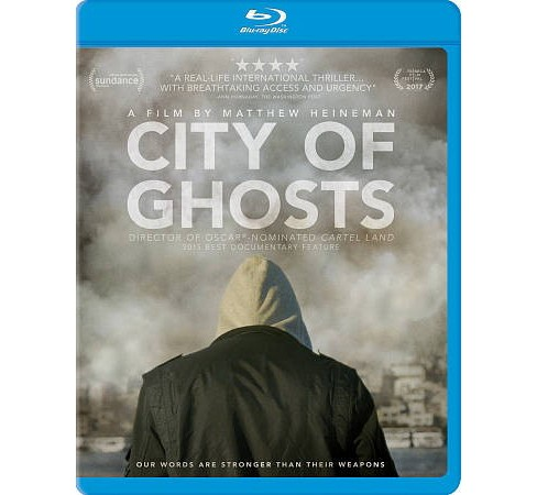 City Of Ghosts (Blu-ray) - image 1 of 1
