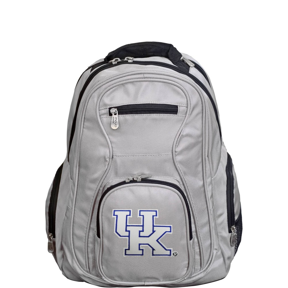 NCAA Kentucky Wildcats Gray Premium Laptop Bag