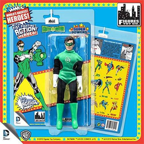 DC World's Greatest Heroes Super Powers Series 3 Green Lantern Action Figure - image 1 of 1