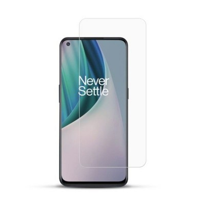 MyBat Tempered Glass Screen Protector (2.5D) Compatible With Oneplus Nord N10 5G - Clear