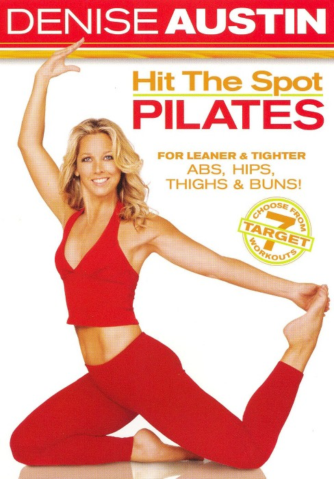 Hit the spot:Pilates (DVD) - image 1 of 1