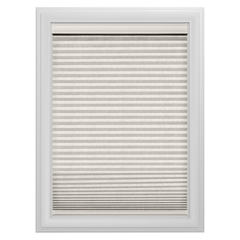 """Light Filtering Cellular Cordless Shade White 39""""x72"""" - Bali Essentials - image 1 of 2"""