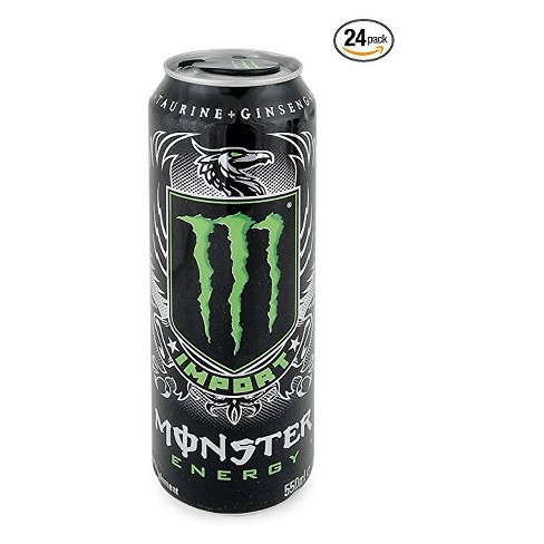 Monster Energy Drink - 18.6 fl oz Can - image 1 of 1