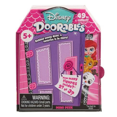 Disney Doorables Mini Peek Pack - Season 2 - image 1 of 4