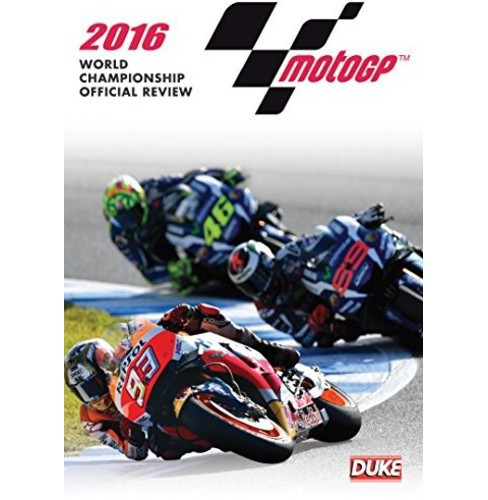 Motogp 2016 Review (DVD) - image 1 of 1