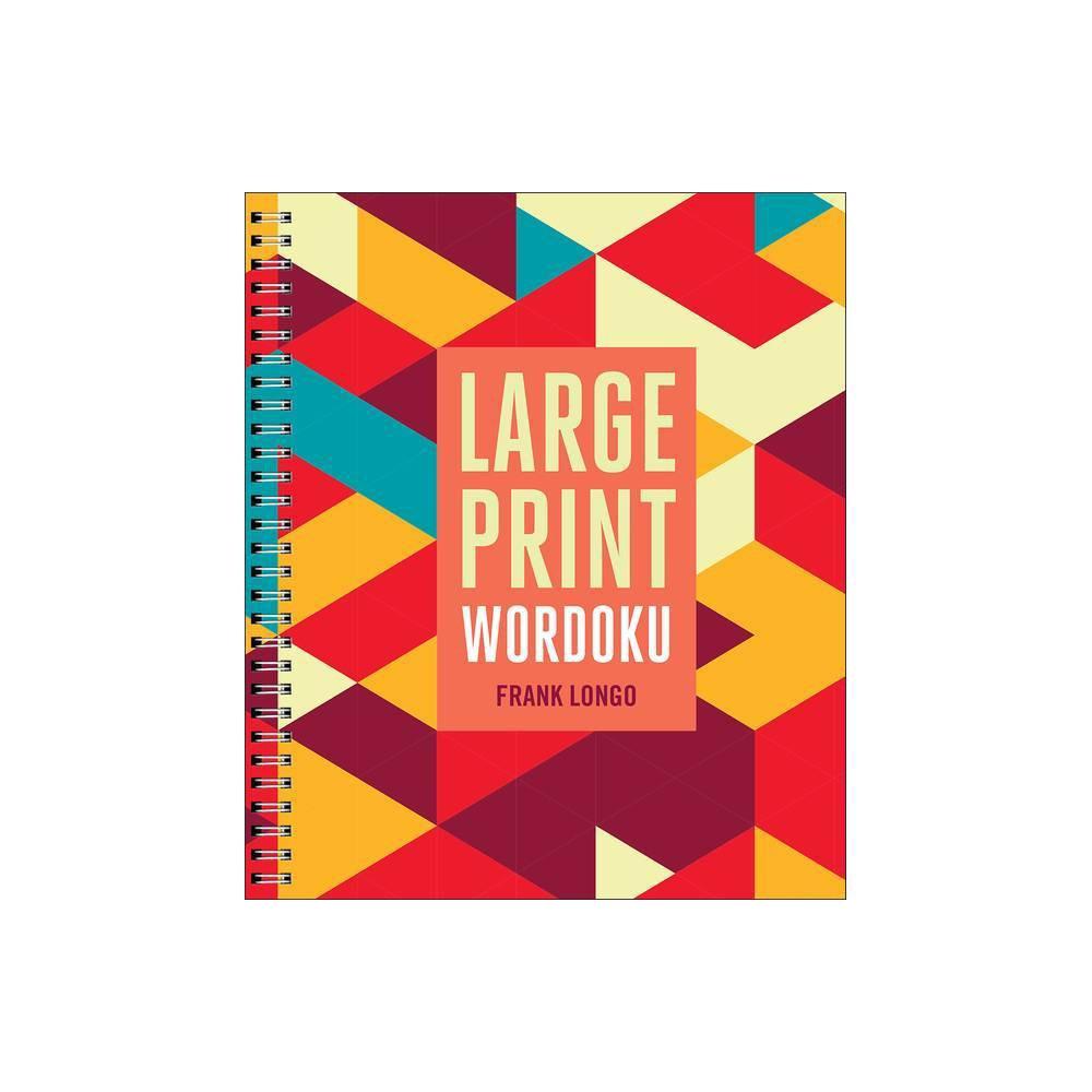 Large Print Wordoku By Frank Longo Paperback