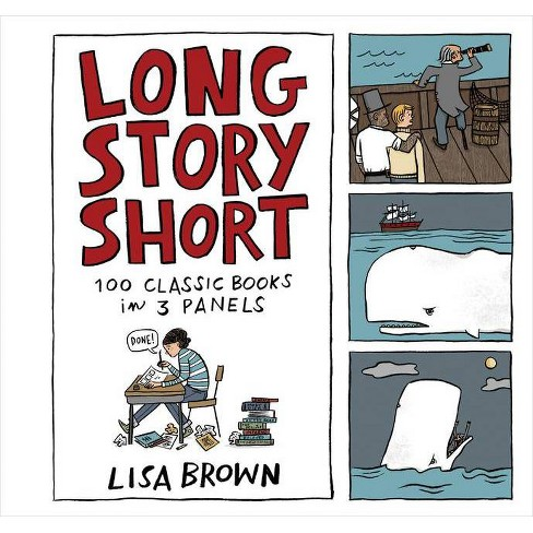 Long Story Short - by  Lisa Brown (Hardcover) - image 1 of 1