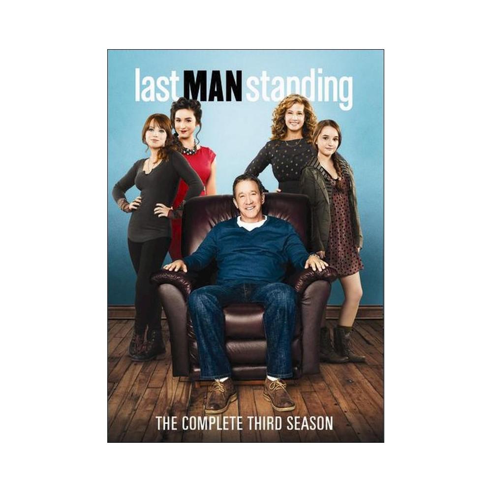 Last Man Standing:Season 3 (Dvd)