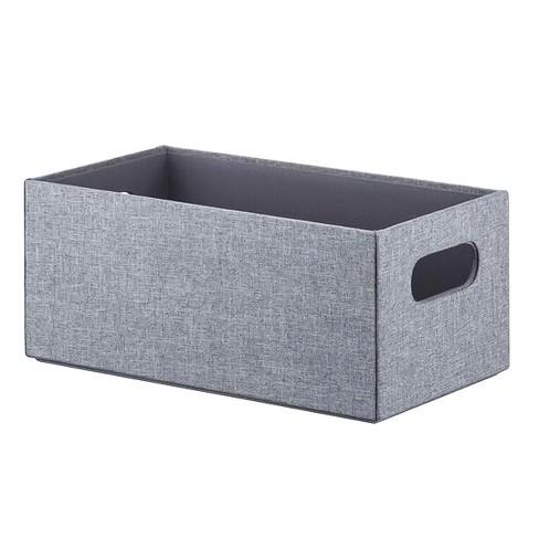 Cd Dvd Storage Box Gray Room Essentials Target