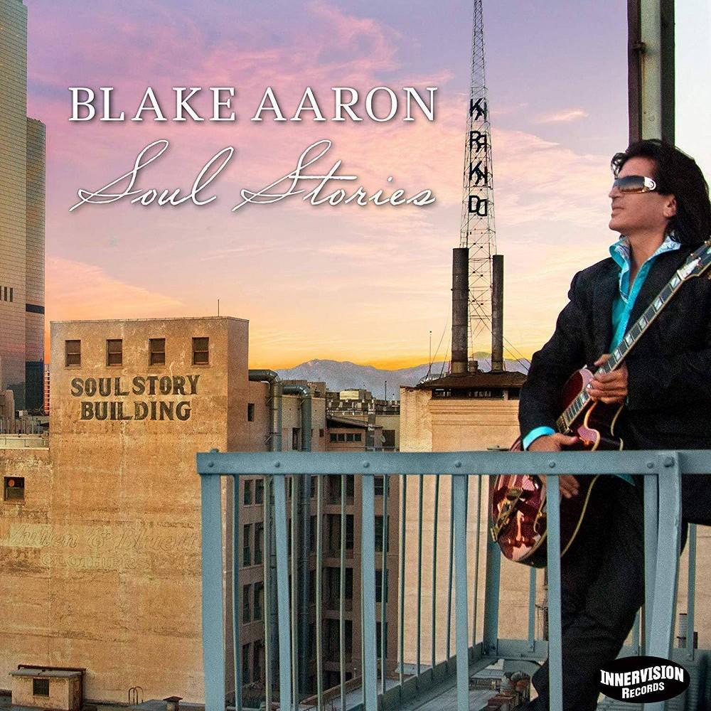 Blake Aaron Soul Stories Cd