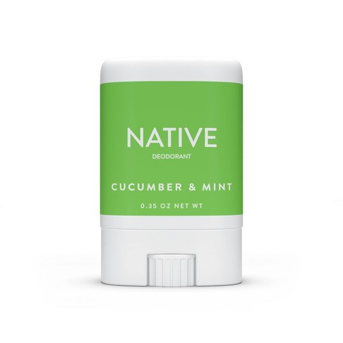 Native Cucumber & Mint Mini Deodorant for Women -  Trial Size - 0.35oz - image 1 of 3