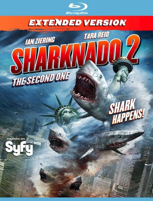 Sharknado 2:Second One (Blu-ray) - image 1 of 1