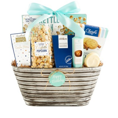 1-800-Baskets Happy Birthday Gift Basket - Grande