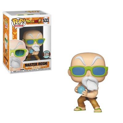 Funko Dragon Ball Super Funko POP Vinyl Figure - Max Power Master Roshi