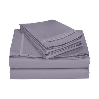 650-Thread Count Cotton Deep Pocket Sheet Set - Blue Nile Mills