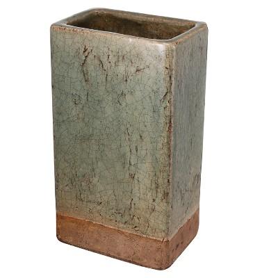 Slate Gray Vase (12 )- AB Home Inc.