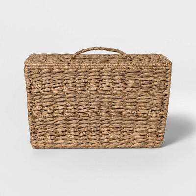 Woven Basket Brown - Threshold™