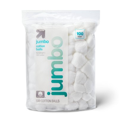 Jumbo Cotton Balls - up & up™