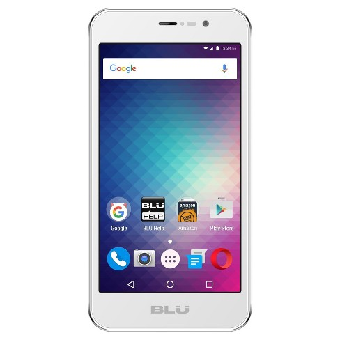 BLU Grand Energy M GSM Quad-Core Android Phone (Unlocked) - Rose Gold - image 1 of 2