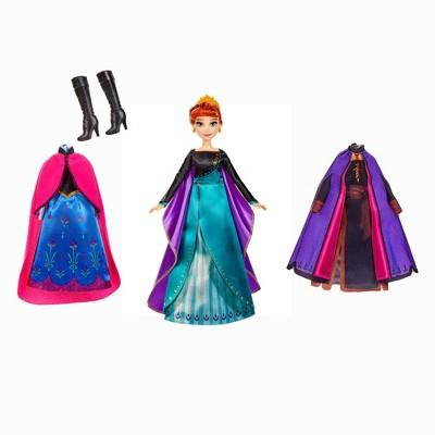Disney Frozen 2 Anna's Style Set