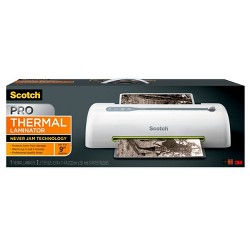 Scotch Pro Thermal Laminator - Never Jam - 9""