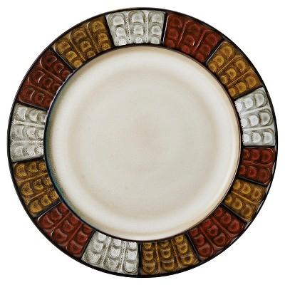 Pfaltzgraff Expressions® Emilia Stoneware Dinner Plates - 11 x11  Set of 4