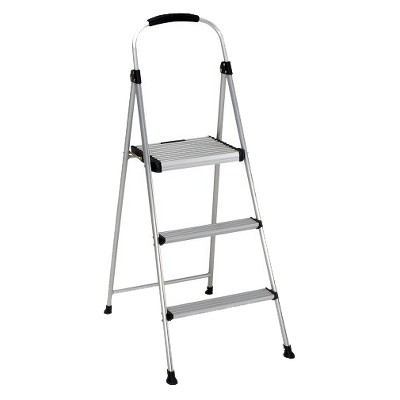 Cosco 3 Step All Aluminum Step Stool