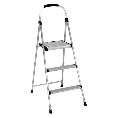 Cosco 3 Step All Aluminum Step Stool Target