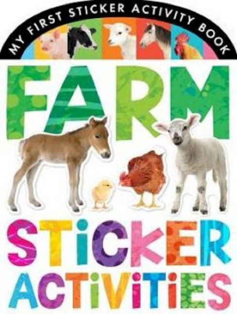Farm First Sticker Bindup Juvenile Fiction by Anette Rusling - image 1 of 1