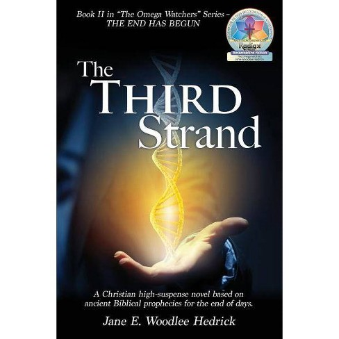 The Third Strand - by  Jane E Woodlee Hedrick (Paperback) - image 1 of 1