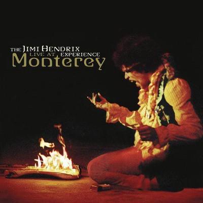 Jimi Hendrix Experience - Live At Monterey (Vinyl)