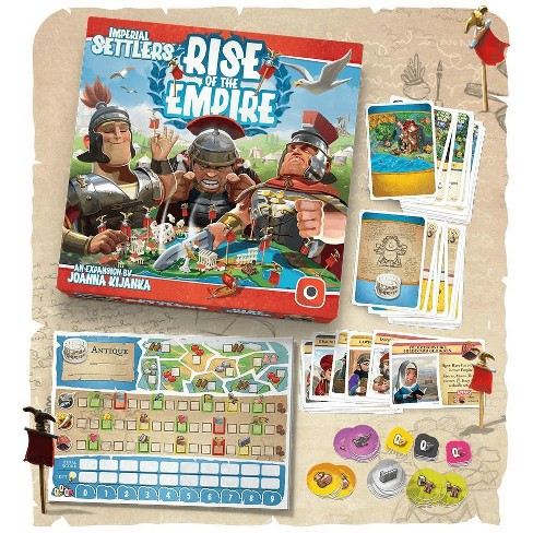 Imperial Settlers - Rise of the Empire Board Game - image 1 of 3