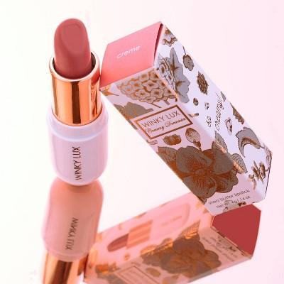 Winky Lux Creamy Dreamies Lipstick - 0.14oz