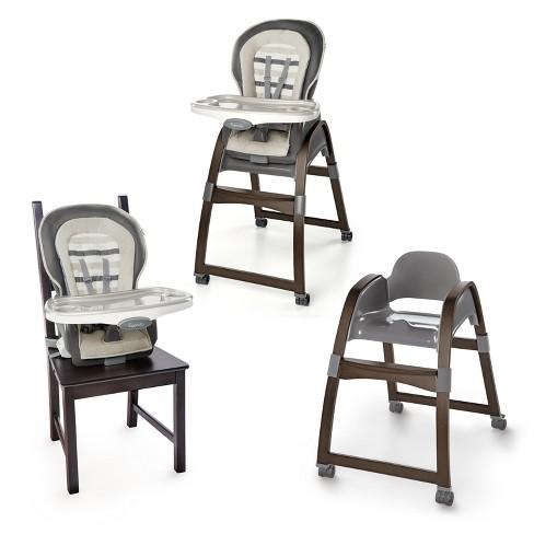 Ingenuity Trio 3 In 1 Wood High Chair Tristan Target