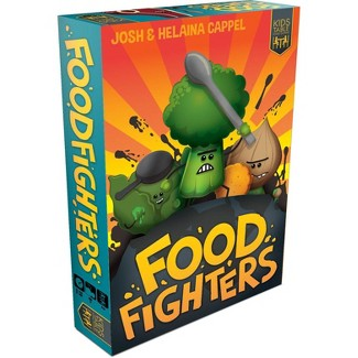 Foodfighters Meats Vs. Veggies Game : Target
