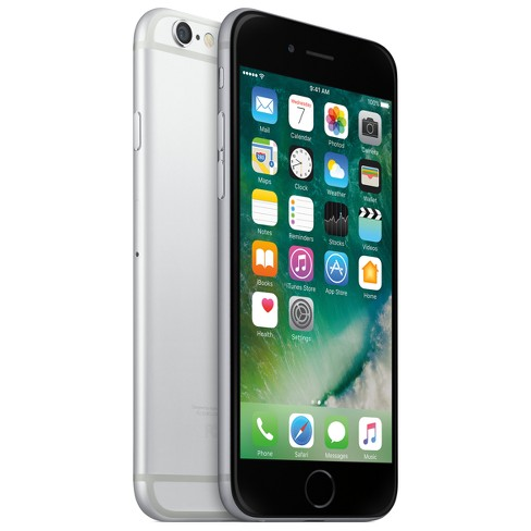 Total Wireless iPhone 6 32GB Space Gray