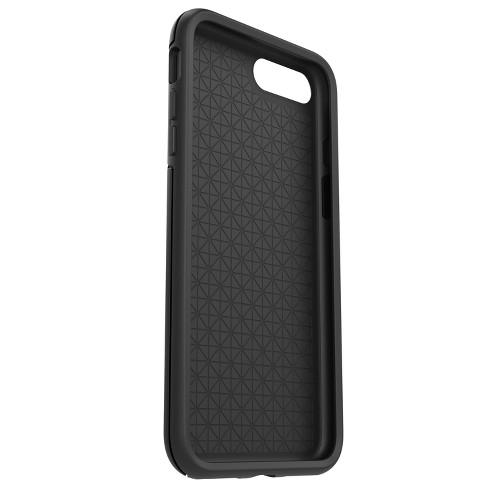 the latest 1853a 68600 OtterBox iPhone 8 Plus/7 Plus Case Symmetry - Black
