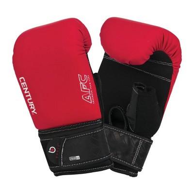 Century Martial Arts Men's Brave Bag Gloves S/M - Red/Black