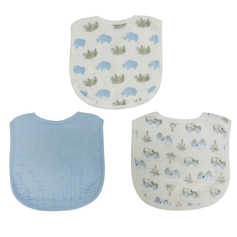 Image of Neat Solutions Bib Set - Blue