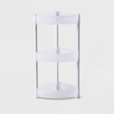 Trilateral Tower Caddy White - Room Essentials™