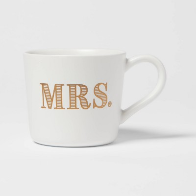 15oz Stoneware Mrs. Mug - Threshold™