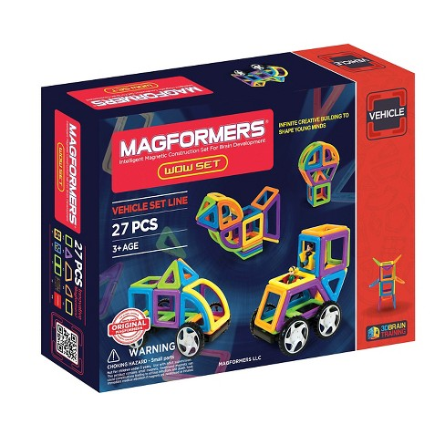 Magformers WOW 27 PC Set - image 1 of 4