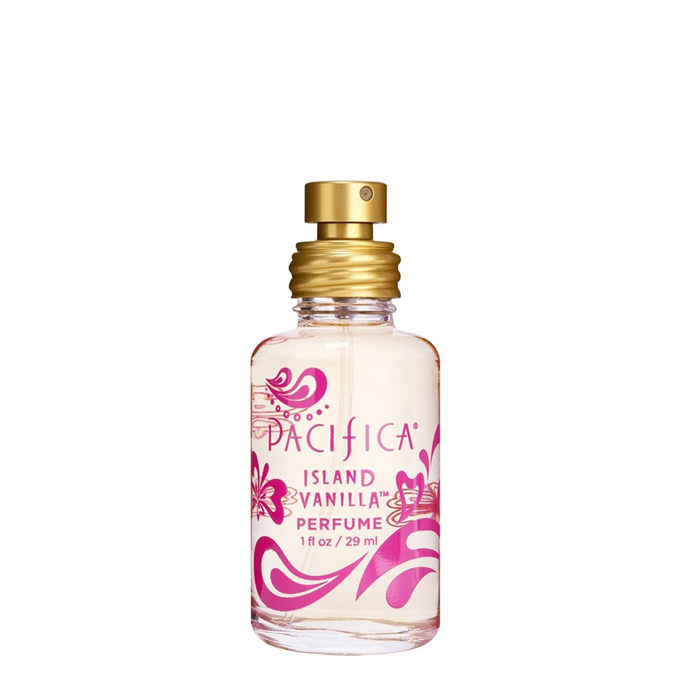 Island Vanilla by Pacifica Spray Perfume Women's Perfume - 1 fl oz