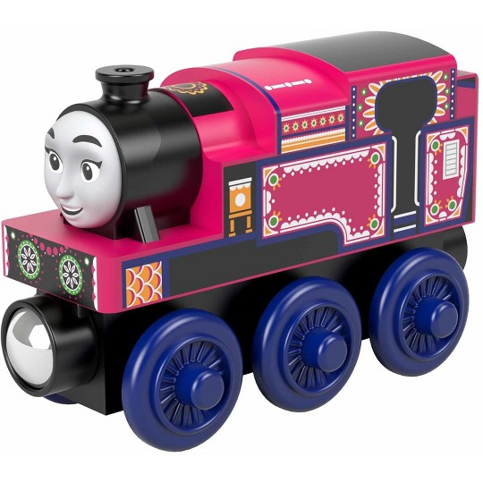 Fisher-Price Thomas & Friends Wood Ashima Engine image number null
